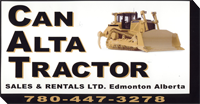 Can Alta Tractor